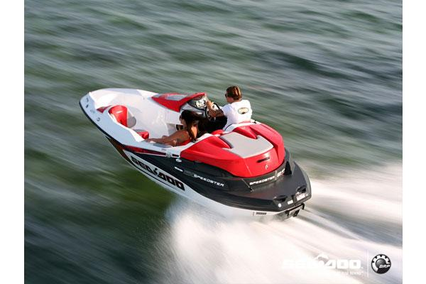 Sea-Doo 150 Speedster Manufacturer Provided Image