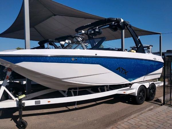 ATX Surf Boats 24 Type-S