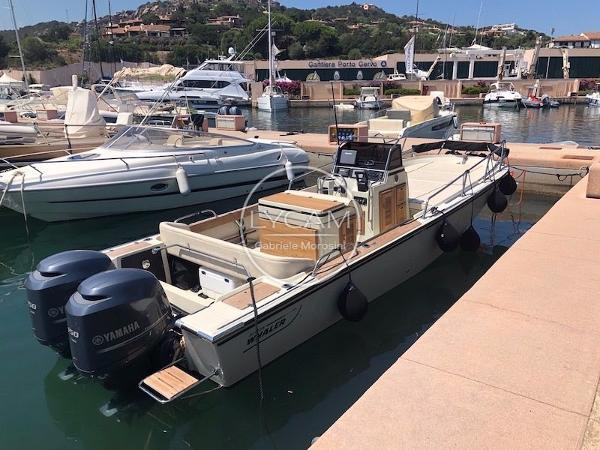 Boston Whaler 25 Outrage