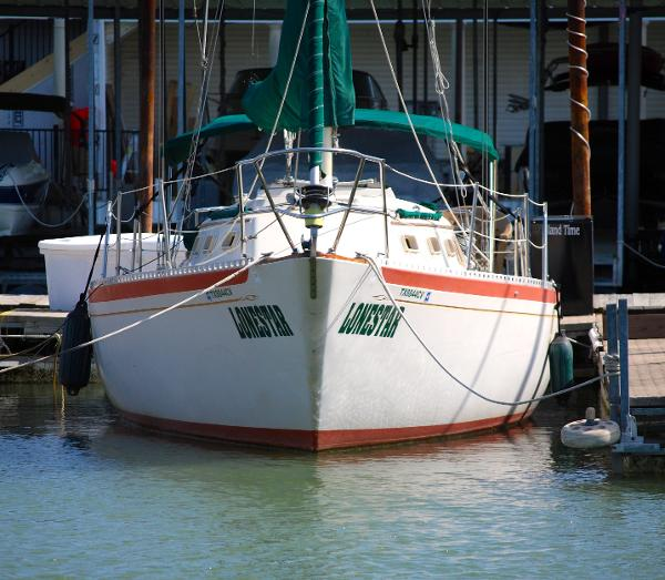 Islander Yachts 36
