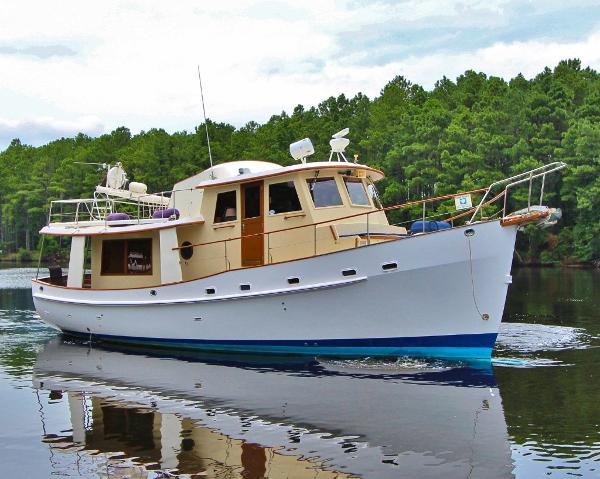 Kadey-Krogen 42 Trawler