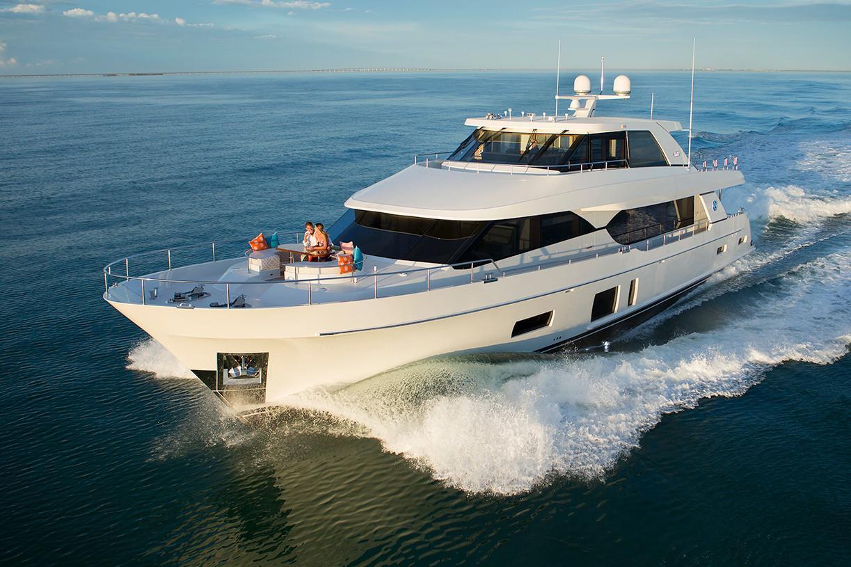 Ocean Alexander Boat image