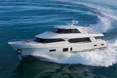 Ocean Alexander 100 Skylounge Megayacht