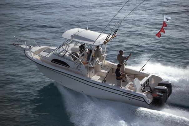 Grady-White Sailfish 282 Manufacturer Provided Image: Sailfish 282