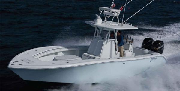 Yellowfin 32 Yellowfin