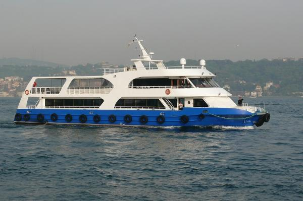 ron-ka yachting co. ltd Passenger Vessel On the water