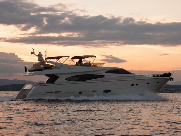 Ferretti Yachts 760 Ferretti Yachts 760