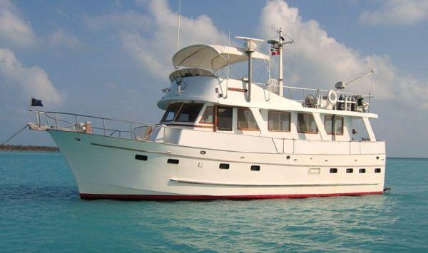 Marine Trader 50 PH Motoryacht