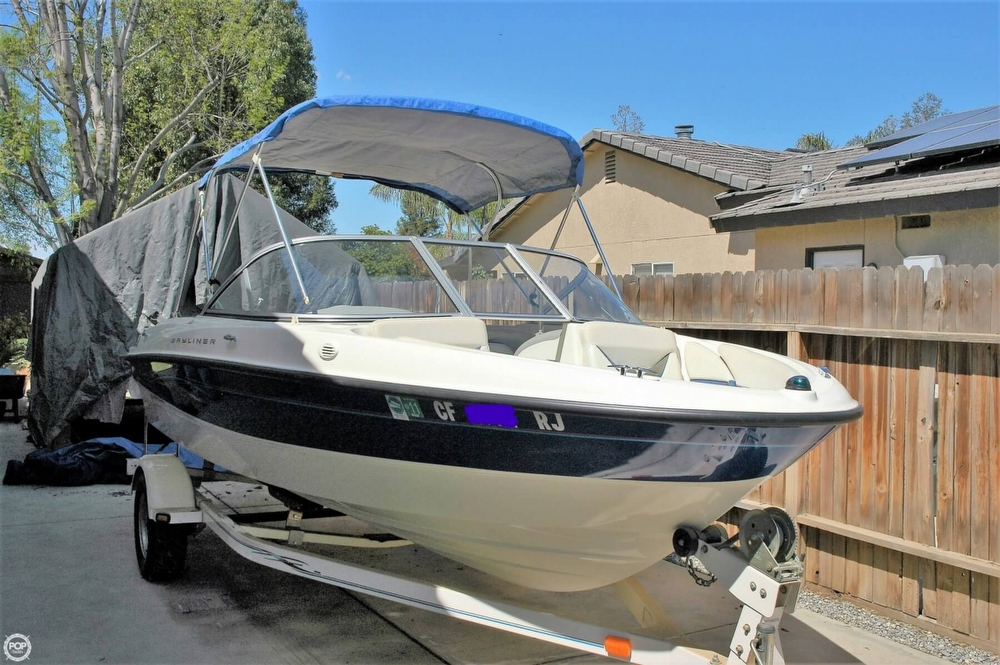 Bayliner 185 Bowrider 2006 Bayliner 185BR for sale in Bakersfield, CA