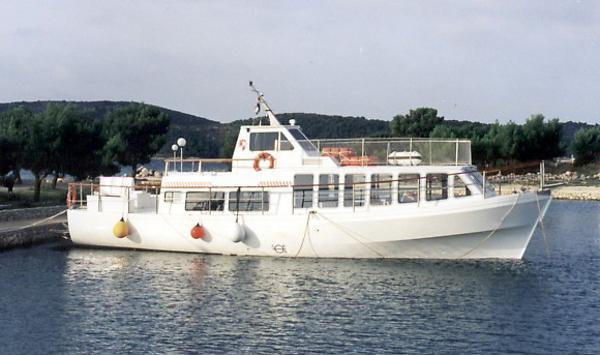 Sussex Shipyard Passenger Boat