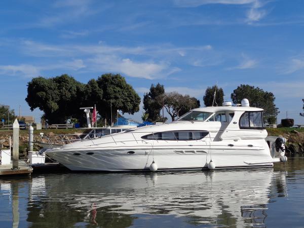 Sea Ray Motoryacht 480 Searay