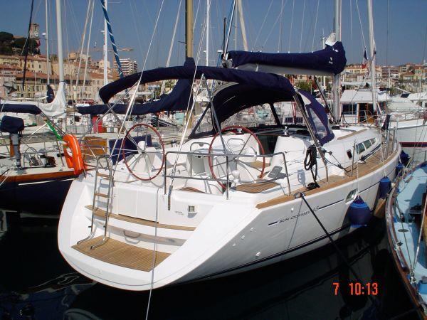 Jeanneau Sun Odyssey 45 External