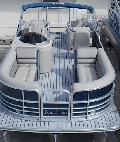 South Bay Pontoon 724 SL
