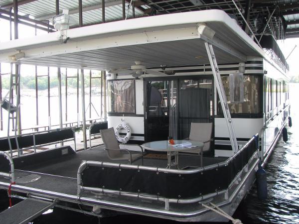 Sumerset Houseboats 72X16