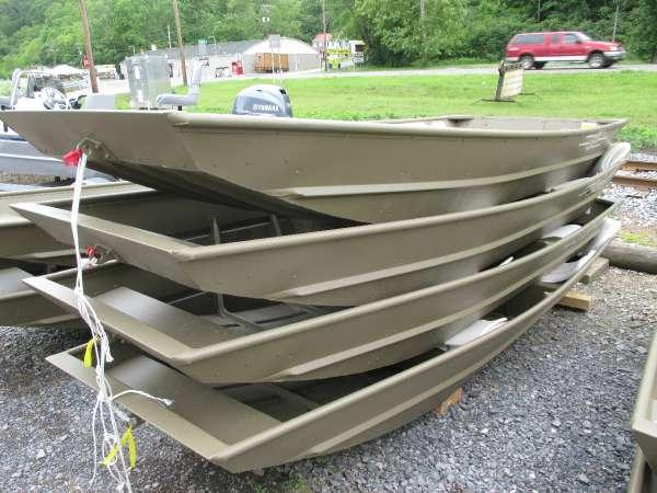 G3 Boats 1236 Jon