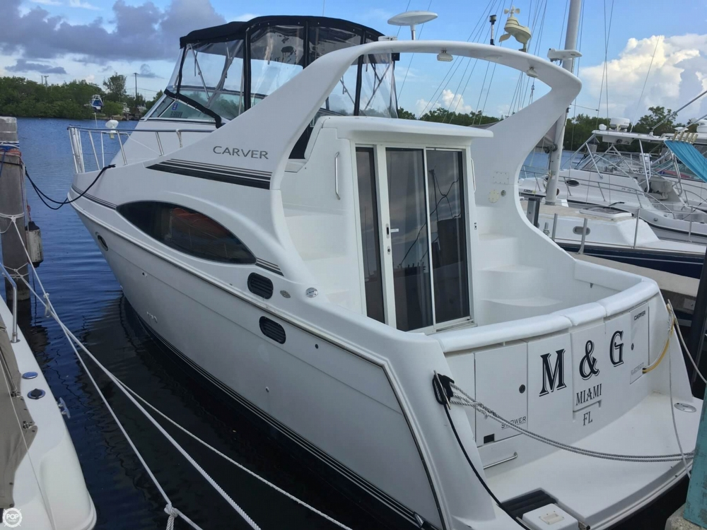 Carver 350 Mariner 1998 Carver Mariner 350 for sale in Homestead, FL