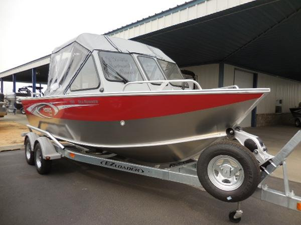 Hewescraft 190 SEA RUNNER w/ET
