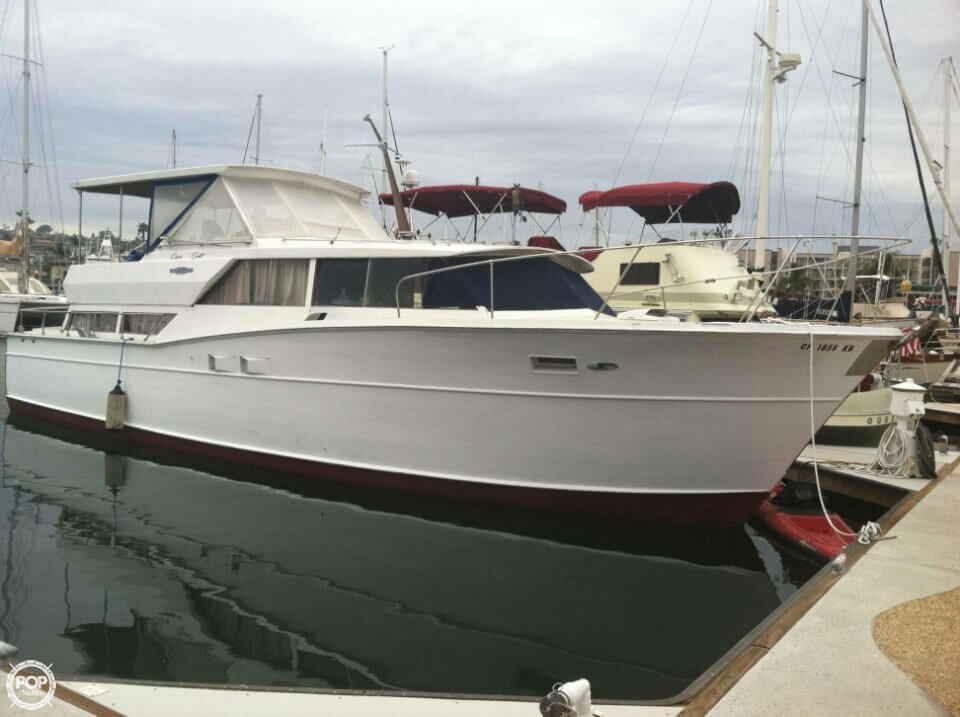 Chris-Craft 43 Corinthian 1968 Chris-Craft 43 Corinthian for sale in San Diego, CA