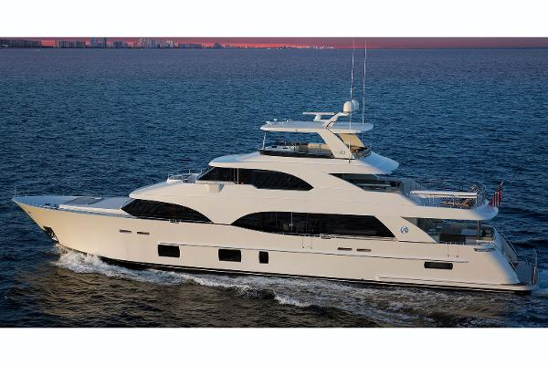 Ocean Alexander 118 Megayacht Manufacturer Provided Image