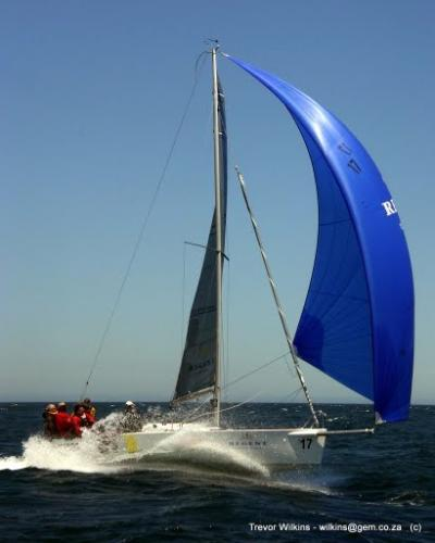 Pacer Yachts 27 Sport Sailing