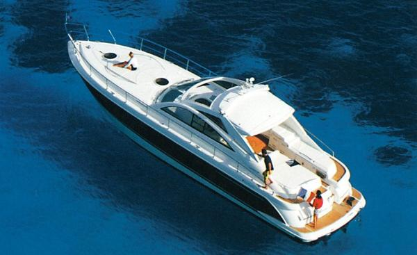 Fairline Targa 52 HT  (MK-3) Sistership