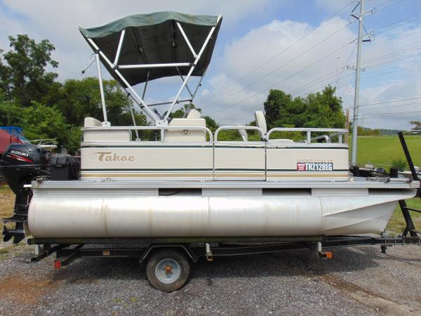 Tahoe Pontoon 14 Sport Fish