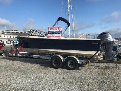 Rossiter 23 Classic Day Boat