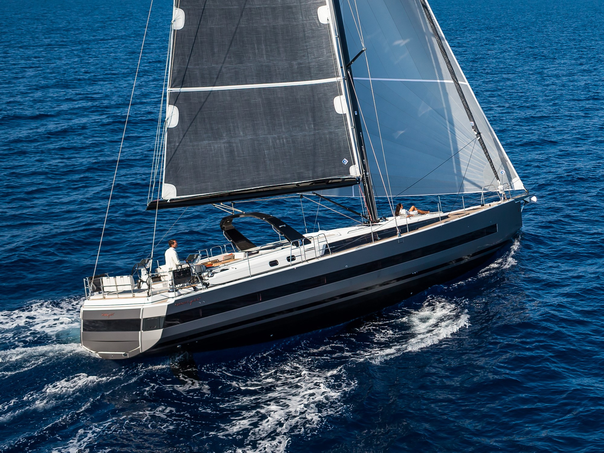Beneteau Oceanis Yacht 62 Main Picture