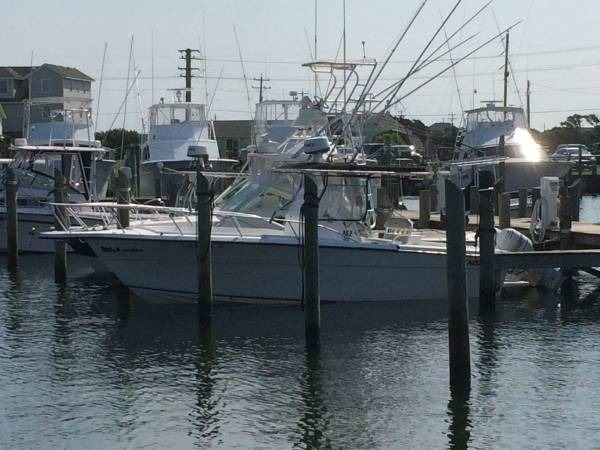 Angler 252CC