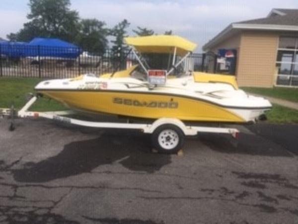 Sea-Doo Sport Boats Sportster  (155 hp)