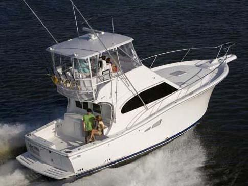 Luhrs 35 Convertible Manufacturer Provided Image