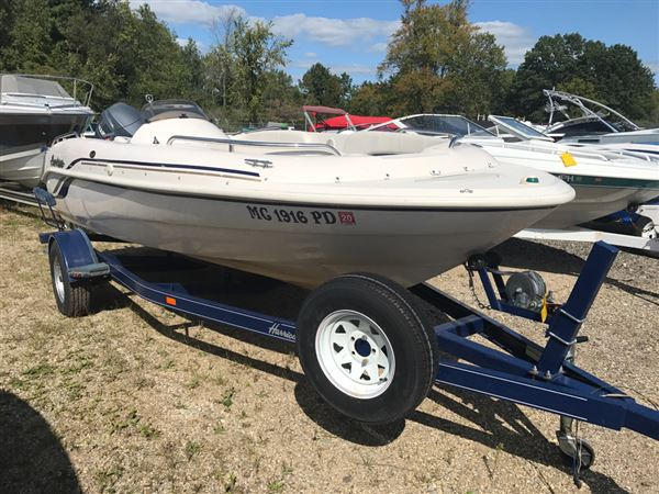 HURRICANE BOATS FunDeck GS 170 Outboard