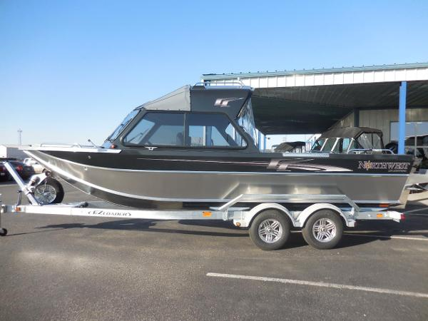 Northwest Boats 228 Lightning OB HT
