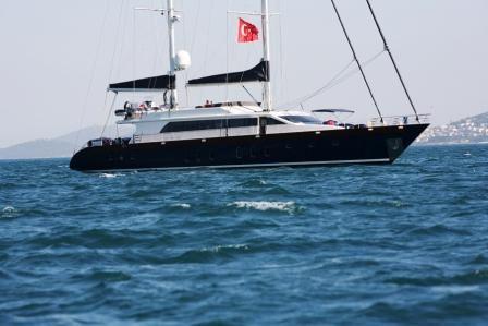 35 m Motor Sailor [YA30654]
