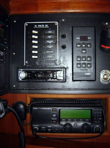 Auxiliary panel and SSB