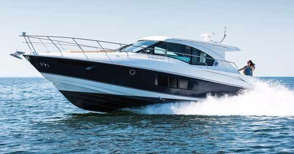 "Cruisers 45 Cantius ""Sistership Photo"""