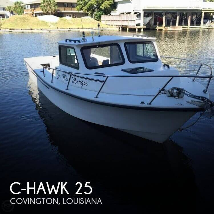 C-hawk Boats 25 1998 C-Hawk 25 for sale in Covington, LA