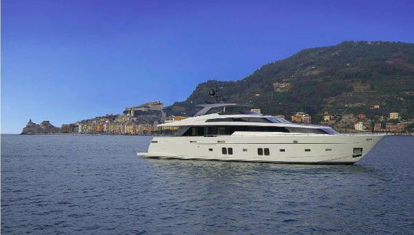Sanlorenzo SL106 Profile SL106