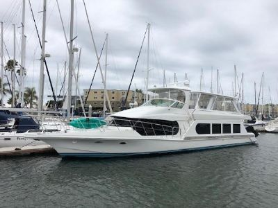 Bluewater Yachts 68