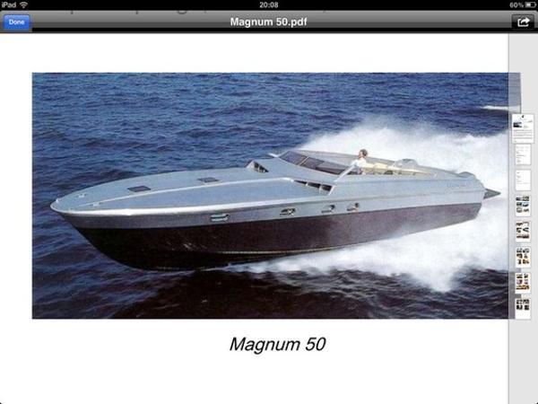 Magnum Bestia 50