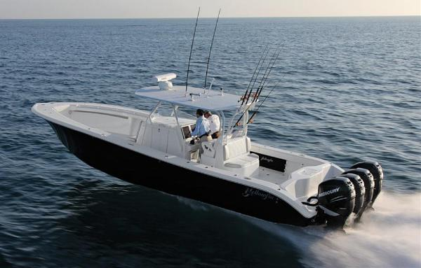 Yellowfin 42 Yellowfin