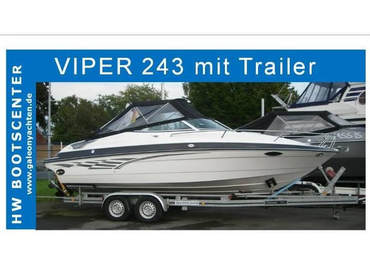 Viper VIPER  243 mit Trailer VERKAUFT