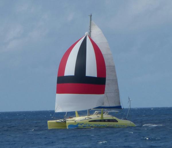 Catamaran Pescott Summersalt