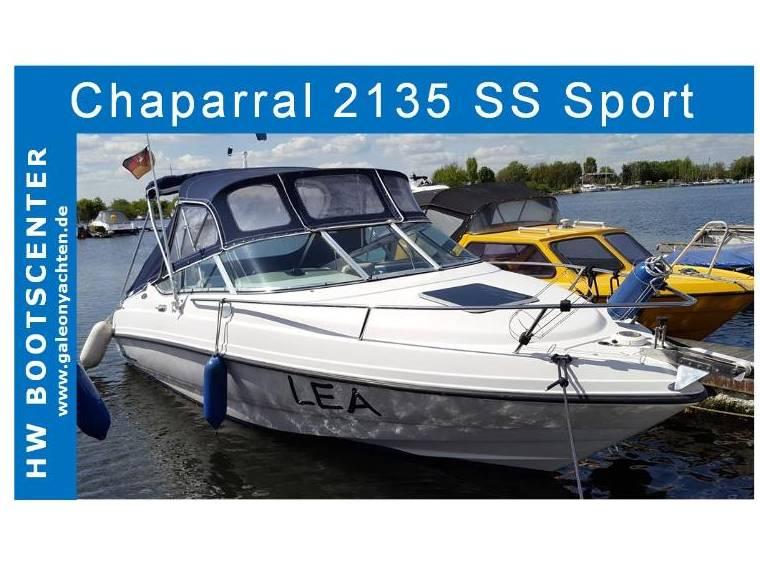 Chaparral Chaparral USA  2135 SS Sport mit Trailer