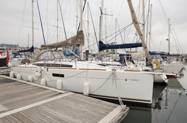 Jeanneau Sun Odyssey 349 Jeanneau SO 349