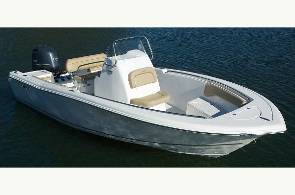 Tidewater Boats 198 CC Adventure Manufacturer Provided Image