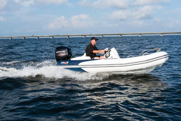 Avon Seasport 380 Deluxe NEO 50hp In Stock