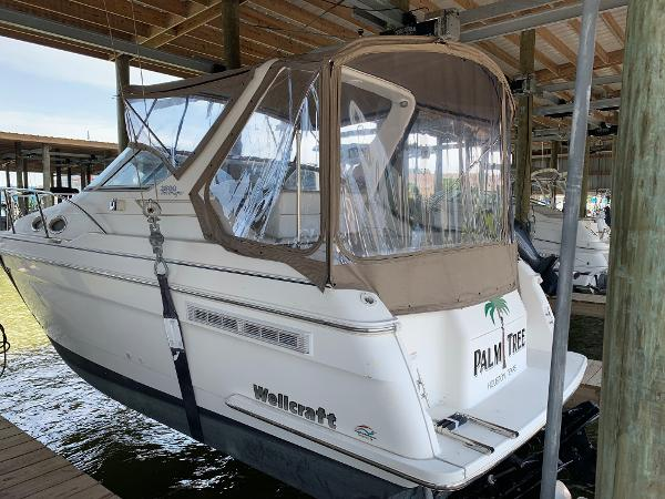 Wellcraft 2800 Martinique