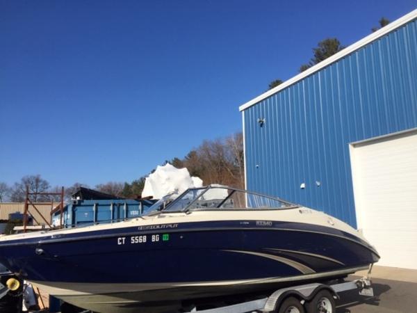 Yamaha Boats Marine SX240 HO