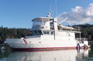 Custom Aluminum Charter Vessel (Ex-Coast Guard)
